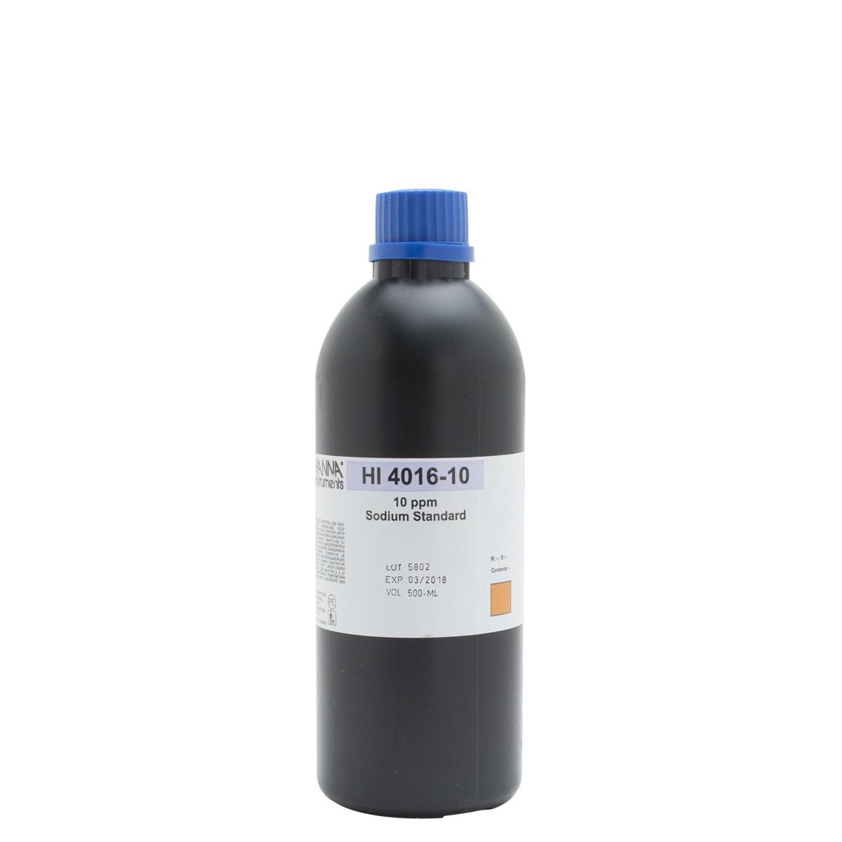 Sodium ISE 10 ppm Standard - HI4016-10
