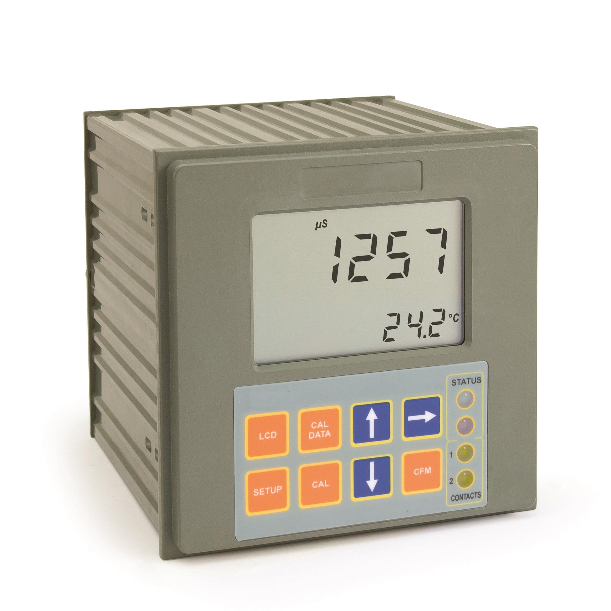 Panel-mounted Conductivity Controller - HI700 Series