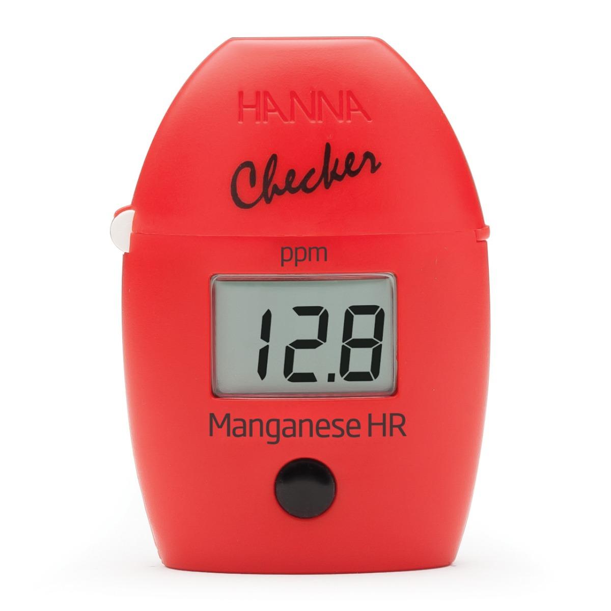 Manganese High Range Checker® HC - HI709