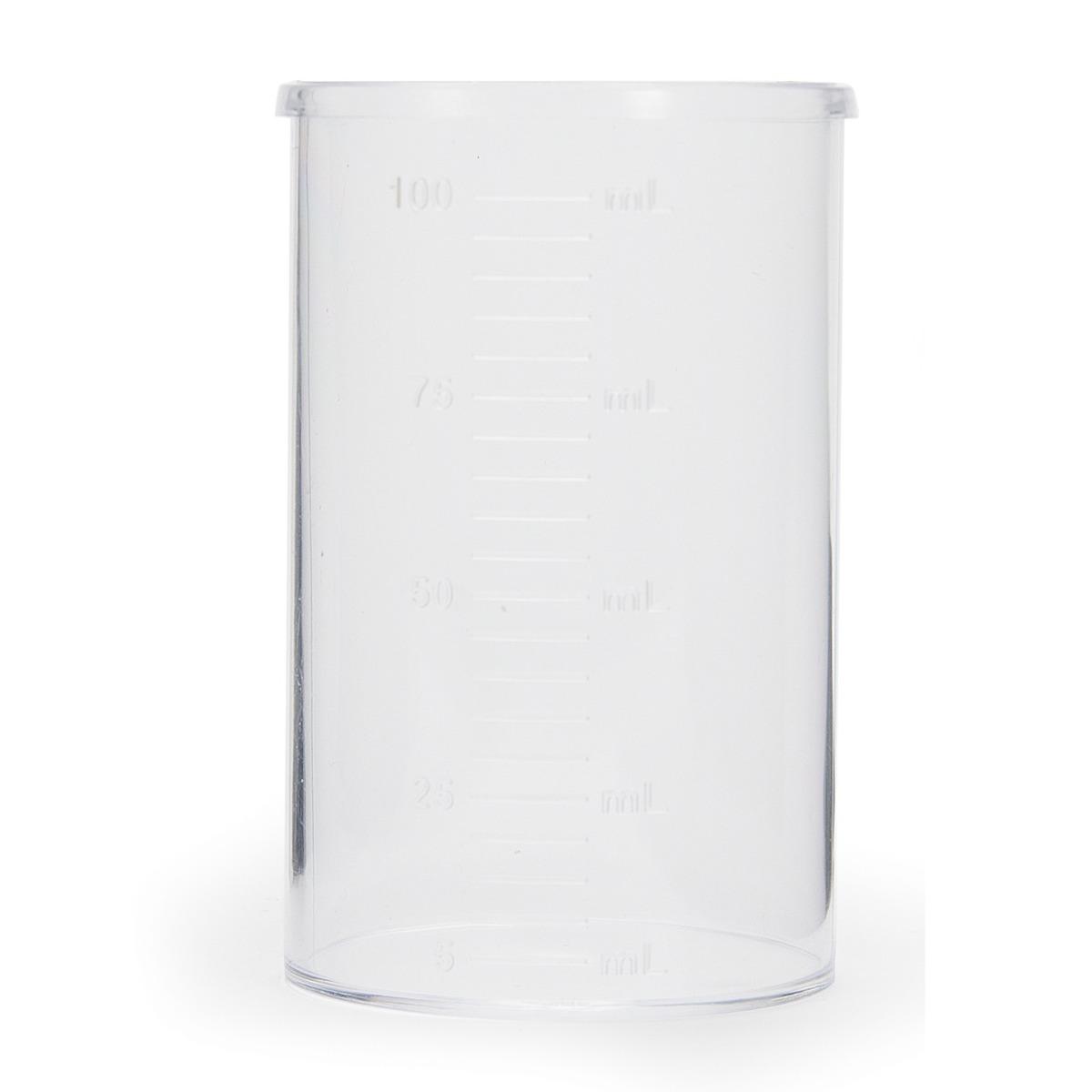 HI740037P Plastic Beaker Set, 20 mL (10)