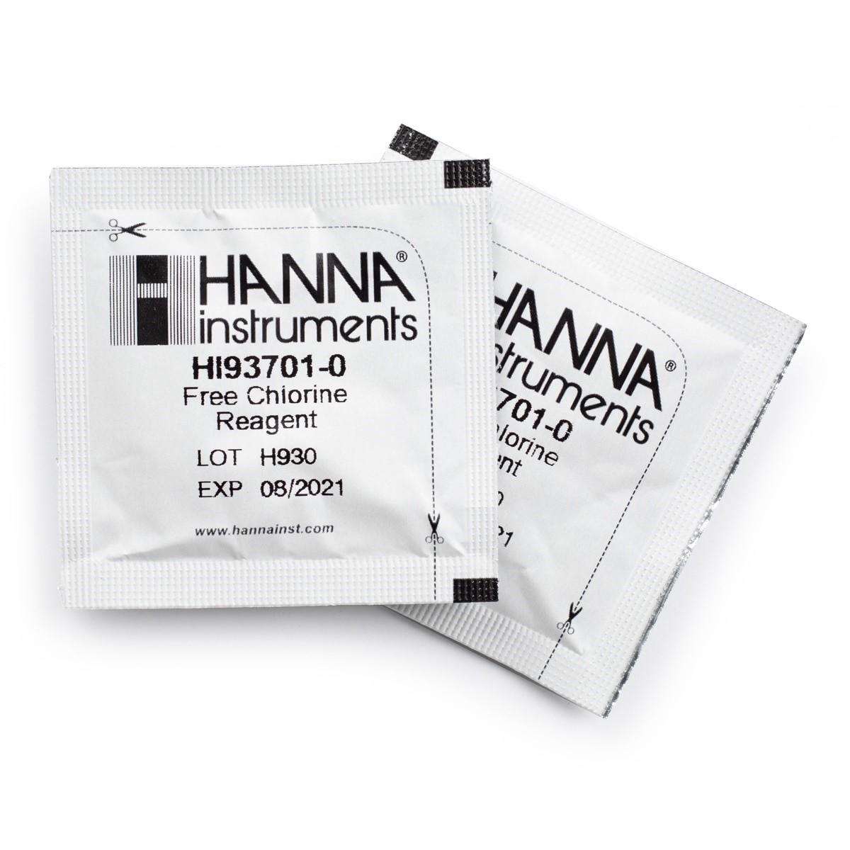 HI93701-03 Free Chlorine Reagents (300 tests)