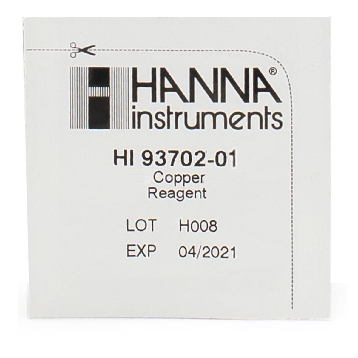 HI93701-01 Free Chlorine Reagents (100 tests)