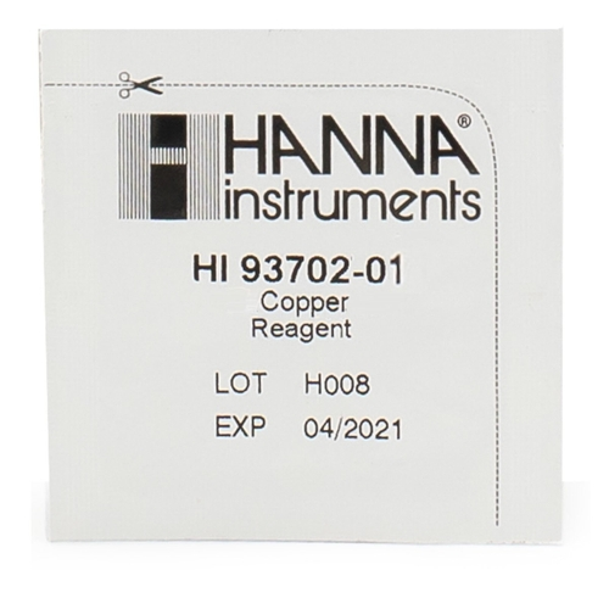 HI93701-01 Free Chlorine Reagents (300 tests)