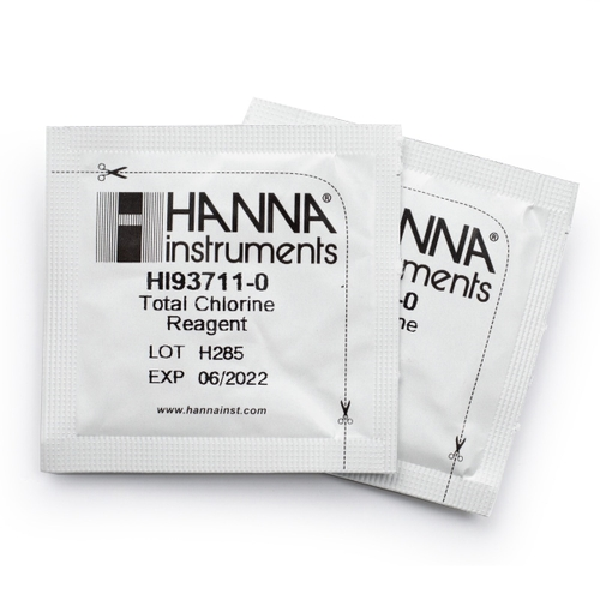 HI93711-01 Total Chlorine Reagents (100 tests)