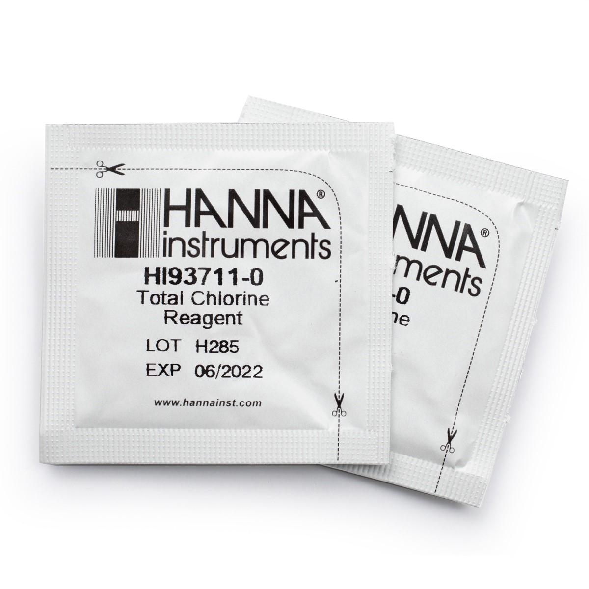 HI93711-03 Total Chlorine Reagents (300 tests)