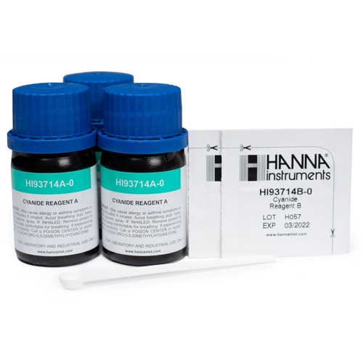 HI93714-01 Cyanide Reagents (100 tests)