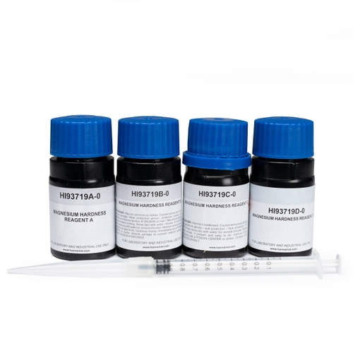 HI93719-01 Magnesium and Total Hardness Reagents (300 tests)