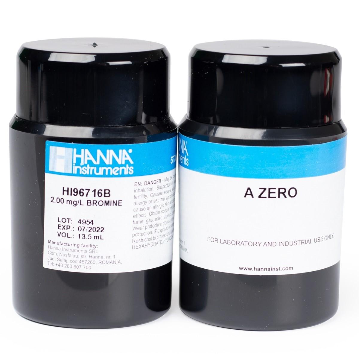 HI96716-11 Bromine CAL Check Standards