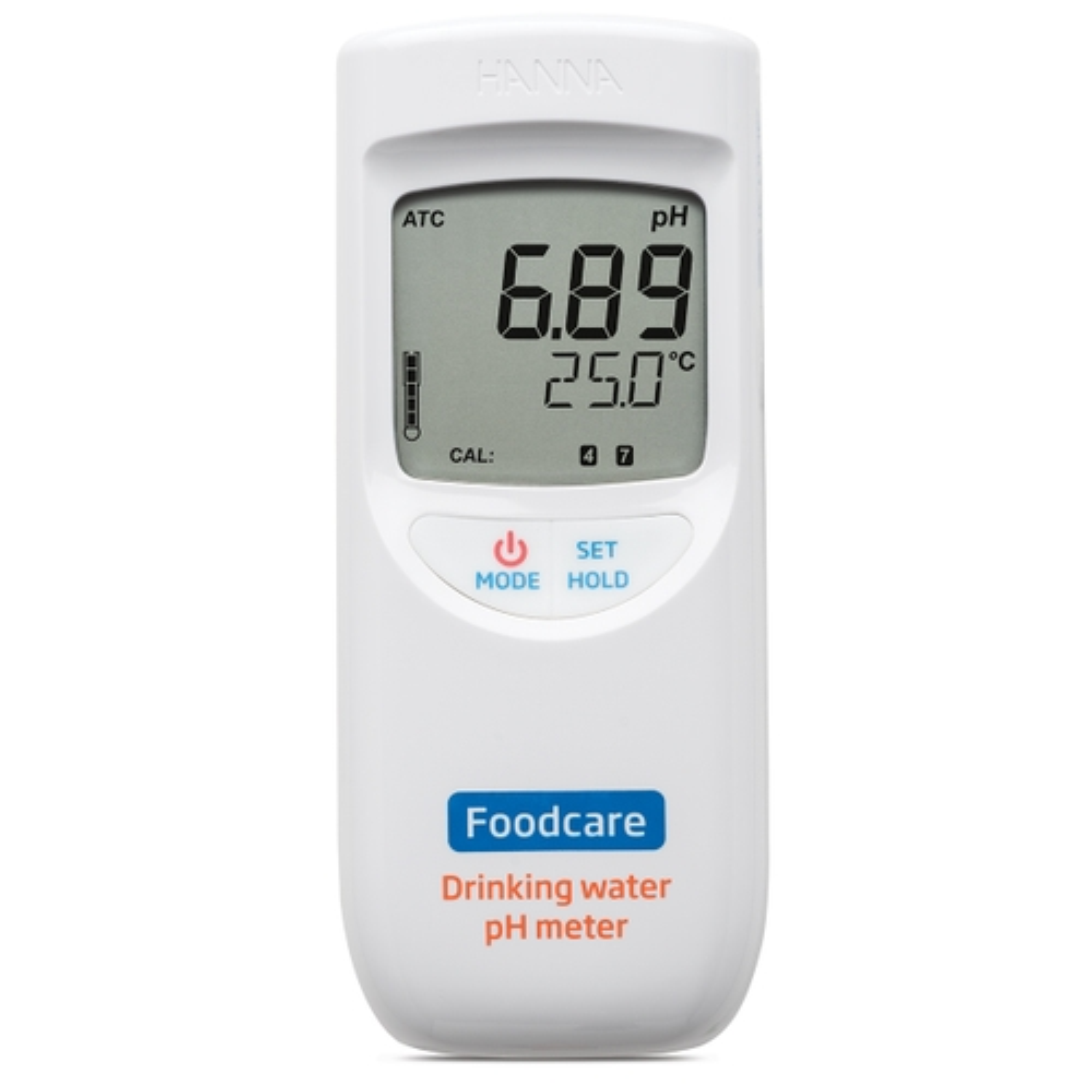 HI99192 portable pH meter for drinking water