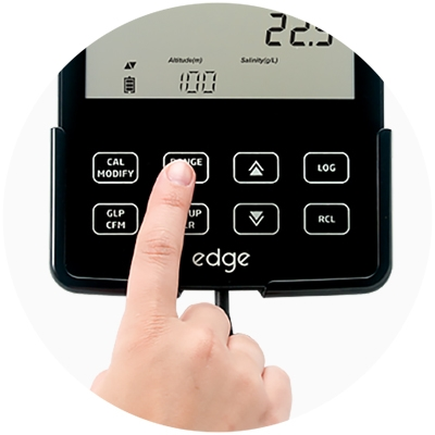 edge Capacitive Touch Buttons